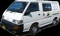 2 Passenger Campervan