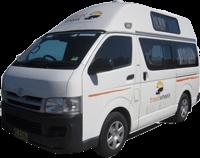 2-3 Passenger Campervan