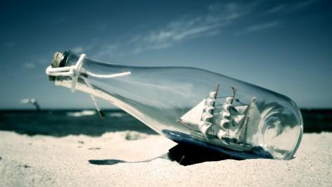 Der strahlend weiße Strand von Mission Beach ist wie im Paradies!