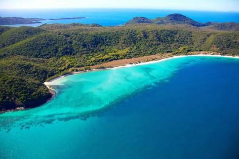 Whitsunday Islands - Entspannungsurlaub für Groß und Klein!
