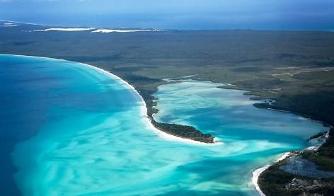 Fraser Island - Ideal für Touren mit dem Allradantrieb