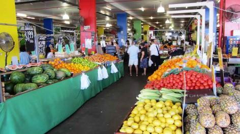 Rusty Market in Cairns