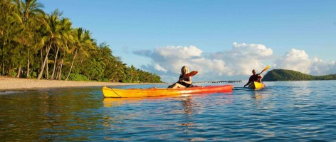 Kayak-Tour in Palm Cove