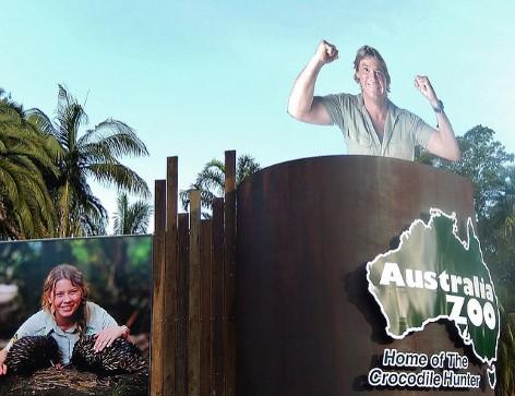 Nummer 1 der besten Zoos und Tierparks: Steve Irwin's Australia Zoo