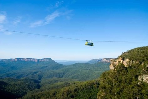 Blue Mountains Skyway-Kabelbahn