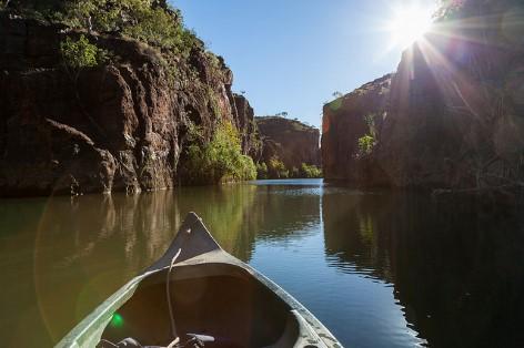 Boodjamulla National Park vom Wasser erkunden