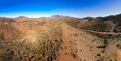 Flinders Ranges überrascht mit fabelhaften Aussichten
