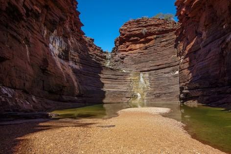 Joffre Gorge - Karijini National Park Australien