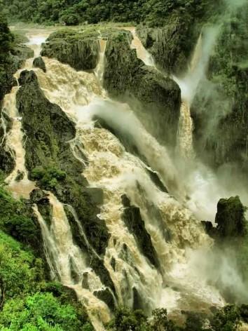 Kuranda's Barron Falls - Imposant, nicht wahr?