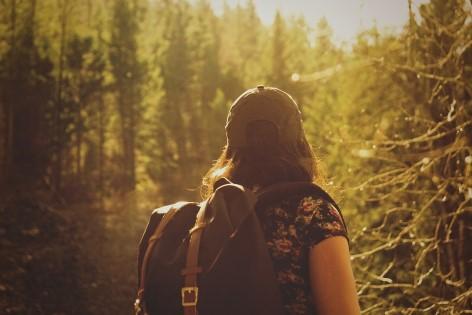 Wandern macht die Seele frei