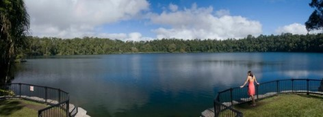 Lake Eacham - Atherton Tablelands