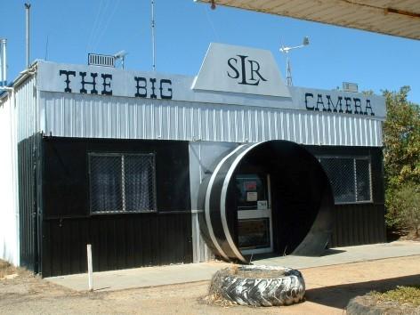 """Bitte lächeln...""- Die große Kamera in Western Australia"