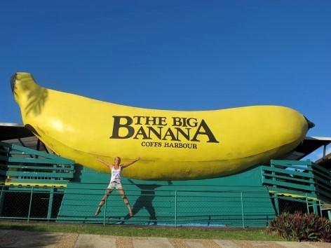 """""""Banane"""" klingt mir zu gesund - Ich sag ab jetzt """"Affen-Snickers"""""""