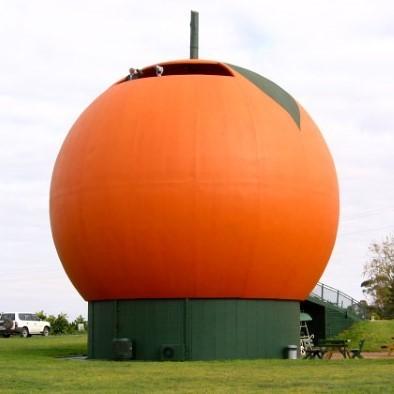 Die Große Orange