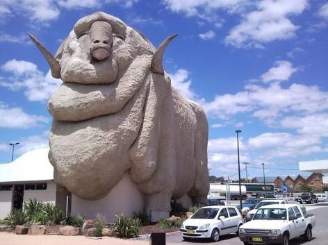Der gigantische Bock