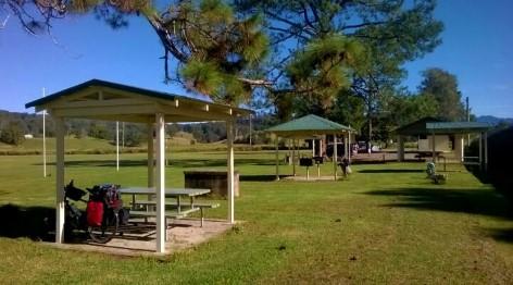 Burdett Park - Ein ruhiger Platz im Grünen