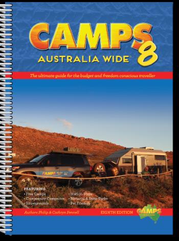 Die Atlanten der Camps Australia Wide Reihe sind ihr Geld wert!