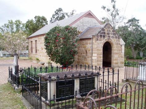 Ebenezer Church - Die älteste Kirche Australien