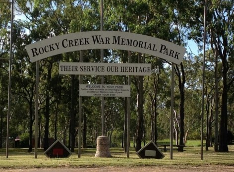 Rocky Creek War Memorial