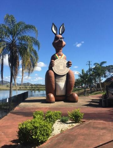 Puma Kybong - Das riesige Känguru