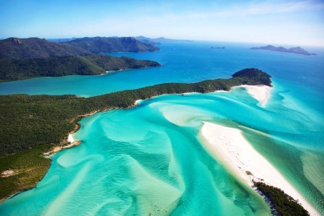 Whitsunday Islands - Whitehaven Beach