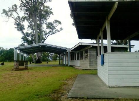 Willawarrin Campdraft hat alles was ihr für die Nacht benötigt