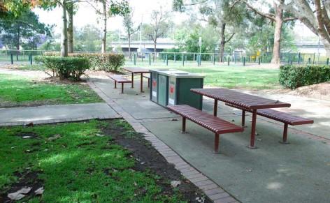Wylie Park - Kostenfreie Grillanlagen und Übernachtungsmöglichkeit