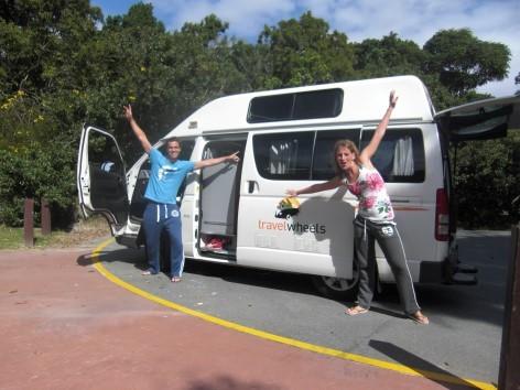 Ab in den Urlaub mit dem Campervan!