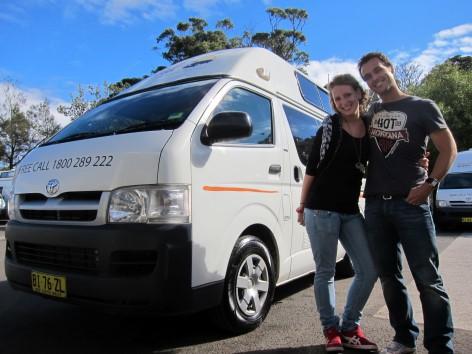 Kunden lieben unsere Hitop Campervans für den geräumigen Platz - Eine Wohnung auf Rollen