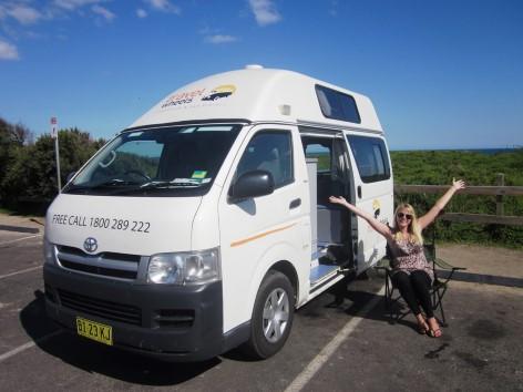 """Travelwheels Kundenbewertung: """"Toller Service, super Vans!"""""""
