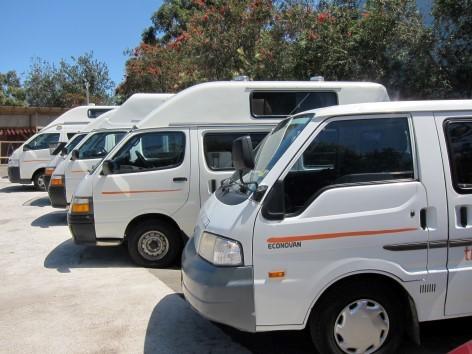 Wir bieten Campervans für jedes Budget an!