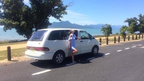 Charles de Riedmatten Bewertung: Vielen Dank für den super Van!