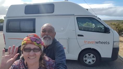Odette und Yannick aus Neu Caledonien