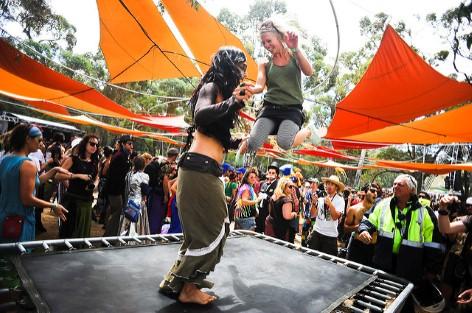 Rainbow Serpent Festival - Ein absolutes Muss!