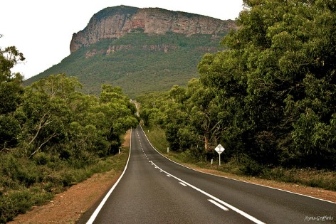 Der Grampians National Park