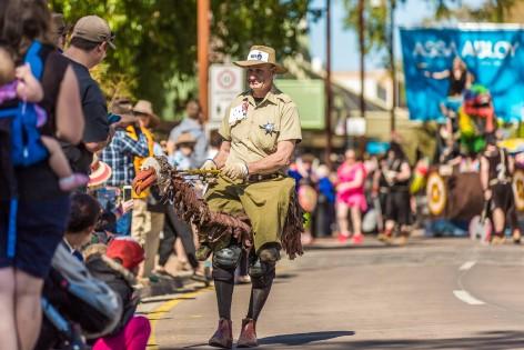 Henley Todd Regatta 2016 - Selbst die Ranger werden zum Tier!