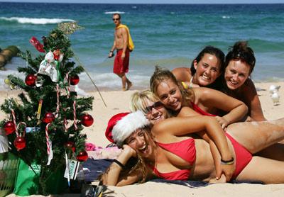 Weihnachten ist die Hochsaison für Campervanvermietungen