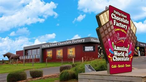 Phillip Island Schokoladenfabrik