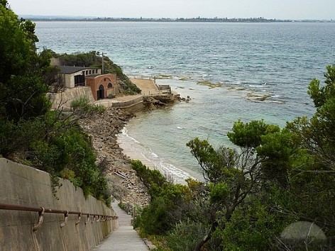 Fort Nepean bei Mt Martha
