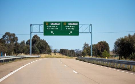 Hume Highway - Melbourne nach Sydney Reiseführer