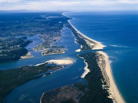 Ninety Mile Beach- Gippsland Lakes