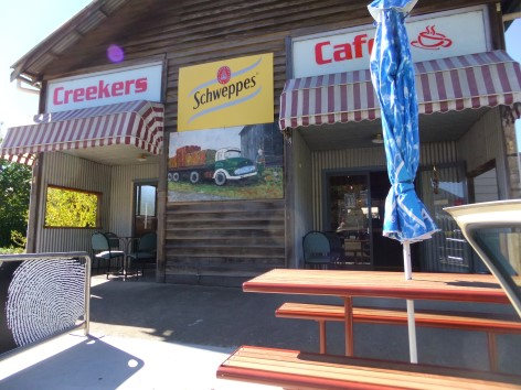 Swifts Creek Bäckerei
