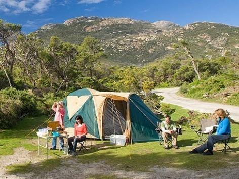 Tidal River Camping